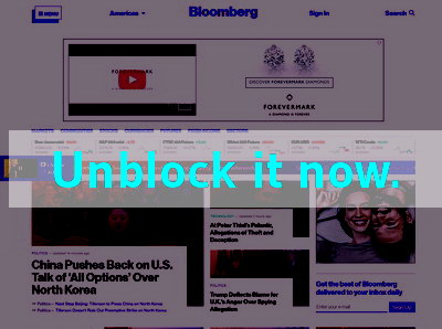 Click here to unblock Bloomberg