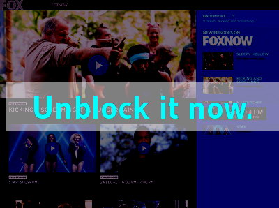 Click here to unblock Fox