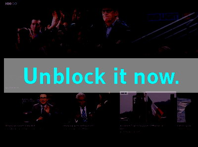 Click here to unblock HBO Go