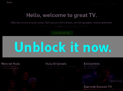 Click here to unblock Hulu