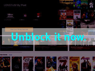 Click here to unblock LoveFilm