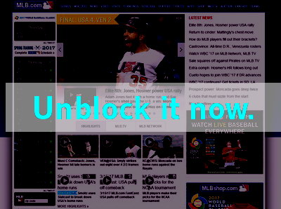 Click here to unblock MLB