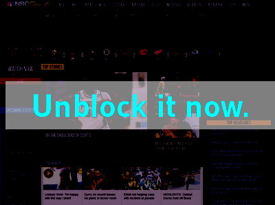 Click here to unblock NBC Sports