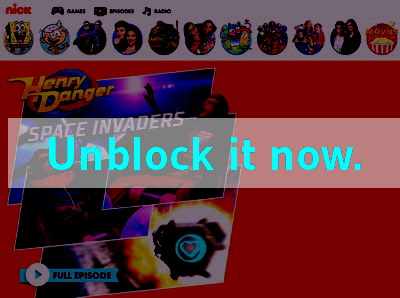 Click here to unblock Nickelodeon