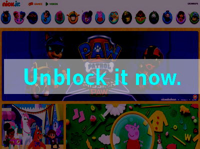 Click here to unblock Nick Jr
