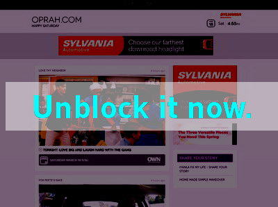 Click here to unblock Oprah
