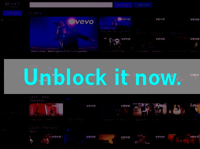 Click here to unblock Yahoo Screen