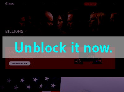 Click here to unblock Showtime