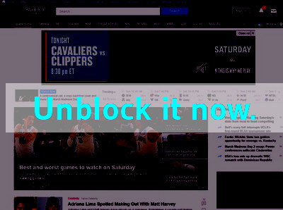 Click here to unblock Yahoo Sports