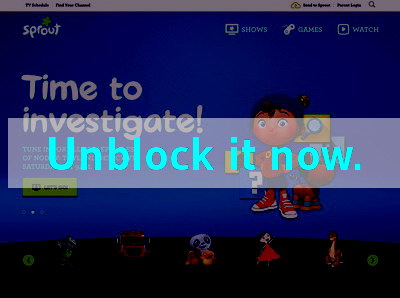 Click here to unblock Sprout