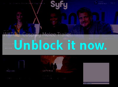 Click here to unblock Syfy Now