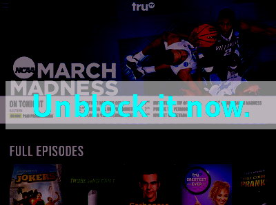 Click here to unblock TruTV