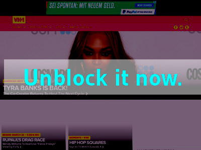 Click here to unblock VH1